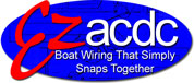 EzAcDc - Simple Systems for Boat Wiring and Marine Electrical