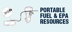 Portable Fuel and EPA resources