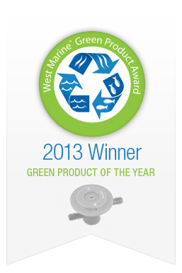 2013 green product award winner